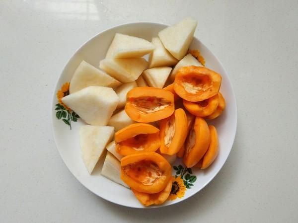 枇杷雪梨汤的简单做法