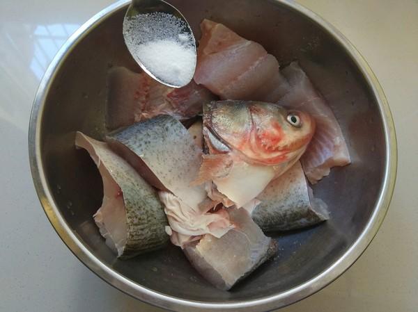 红烧白鲢鱼的做法大全