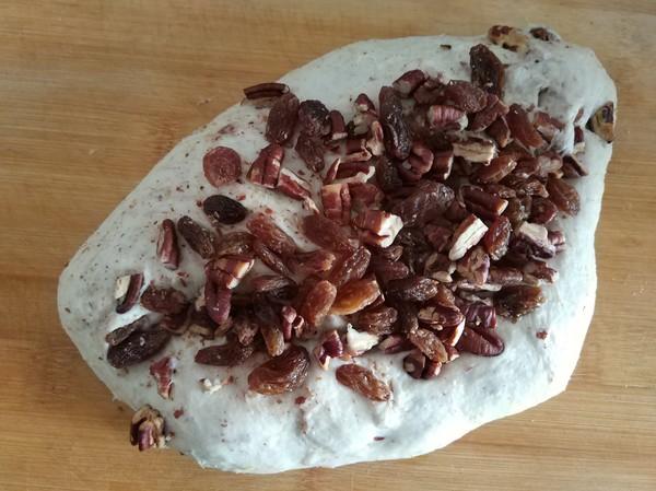 碧根果全麦面包怎么吃