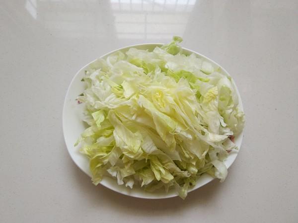 蒜香生菜的做法图解