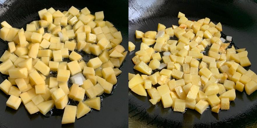 咖喱土豆鸡块的简单做法