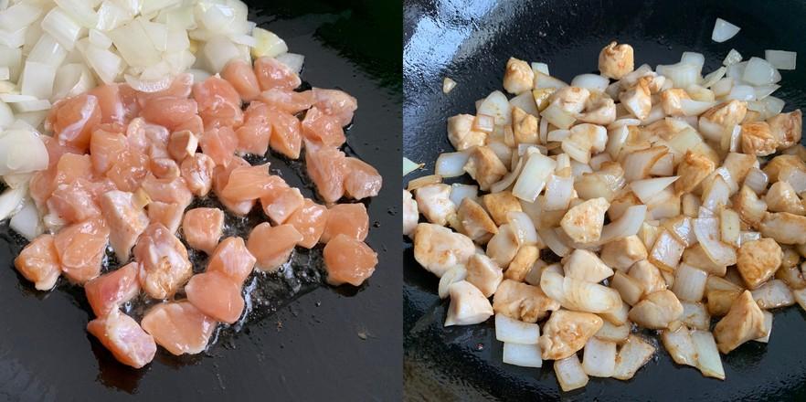 咖喱土豆鸡块怎么做