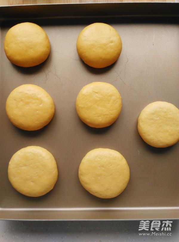 低脂红糖南瓜饼的步骤