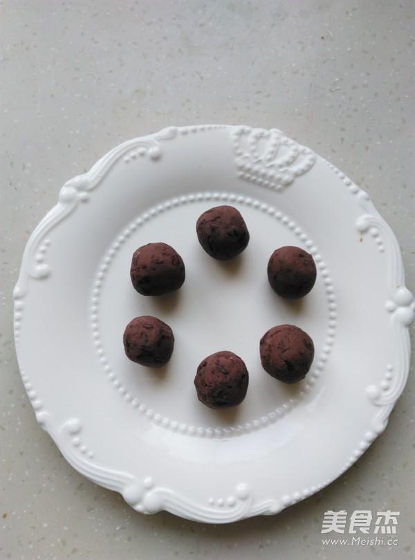 豆沙紫薯糯米饼怎么做