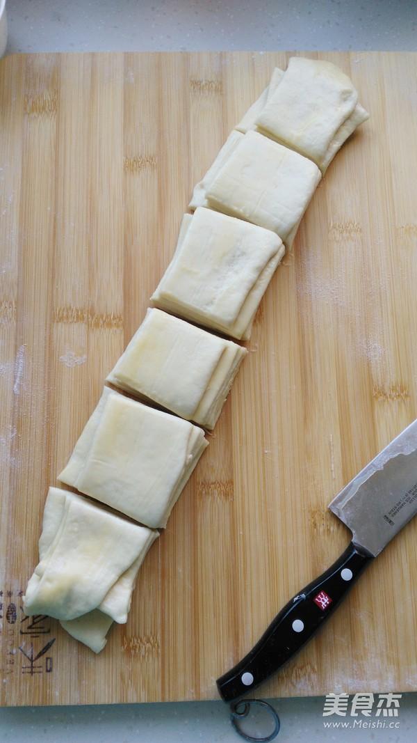 山核桃炼乳面包怎么炒