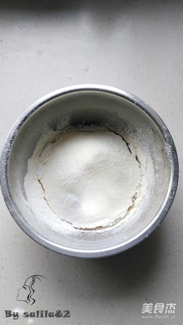 酥脆奶香小馒头的家常做法