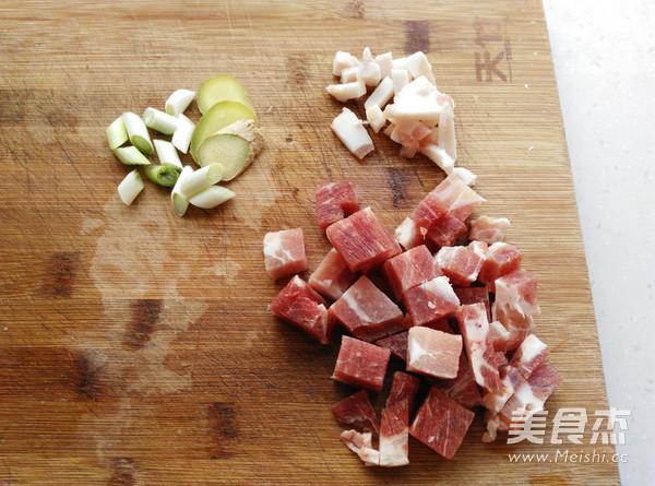 家乐猪肉粉丝时蔬炖菜的做法图解