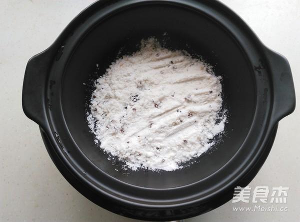 盐焗蟹甲红的家常做法
