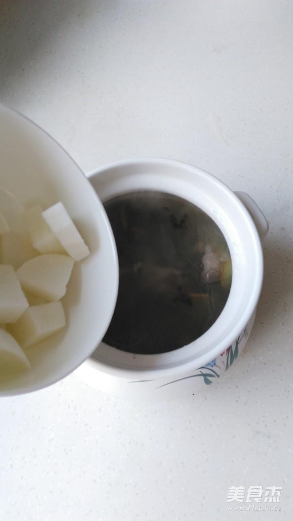 萝卜羊排汤怎么煮