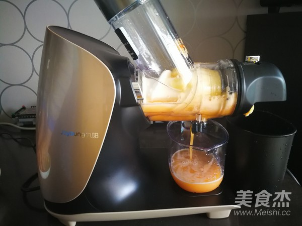 胡萝卜苹果汁怎么吃