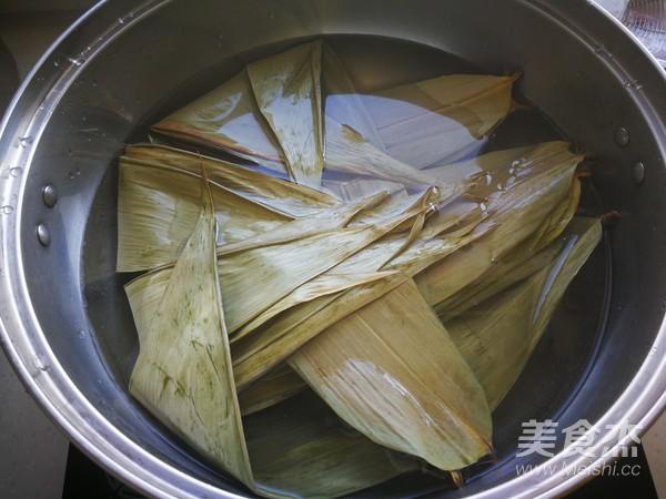 嘉兴大肉粽的简单做法