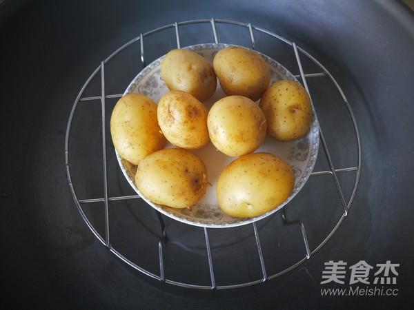 香辣椒盐小土豆的做法大全