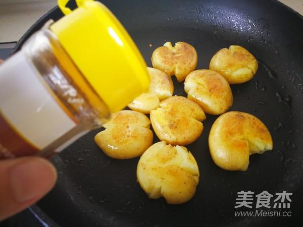 香辣椒盐小土豆怎么吃