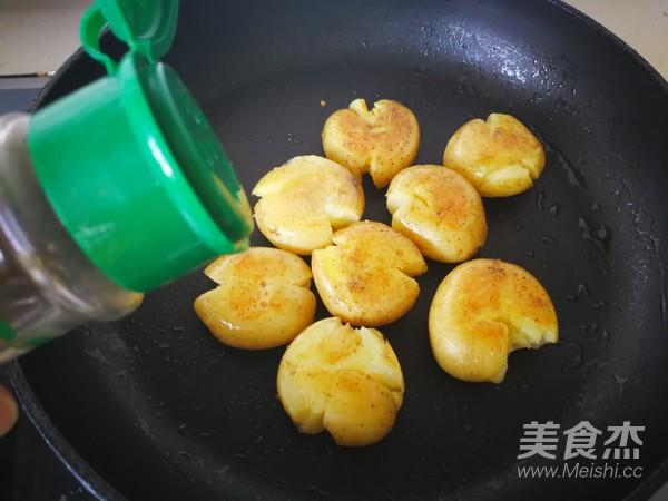 香辣椒盐小土豆怎么做