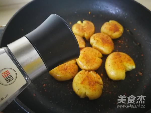 香辣椒盐小土豆怎么炒