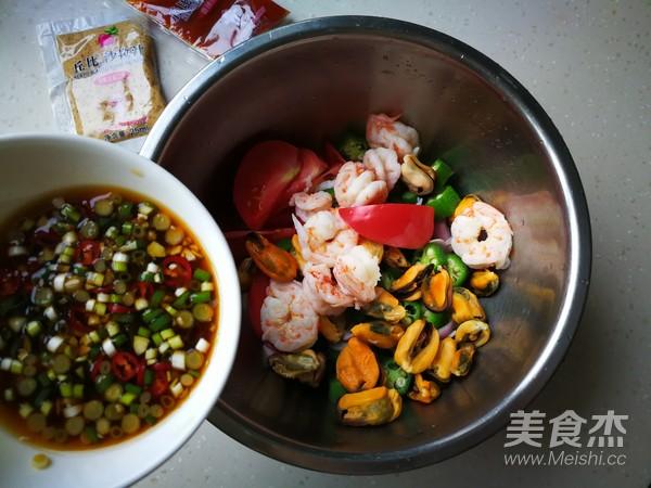 海鲜蔬菜沙拉怎么炖