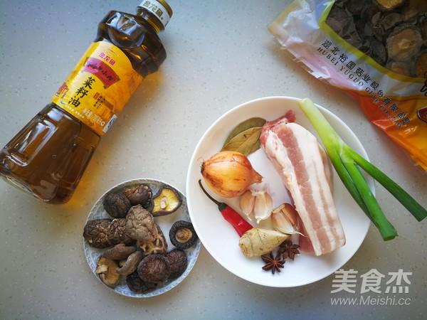 台式香菇卤肉饭的做法大全