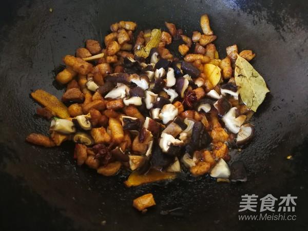 台式香菇卤肉饭怎样炒