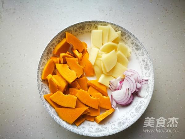 金汤海鲜烩的简单做法