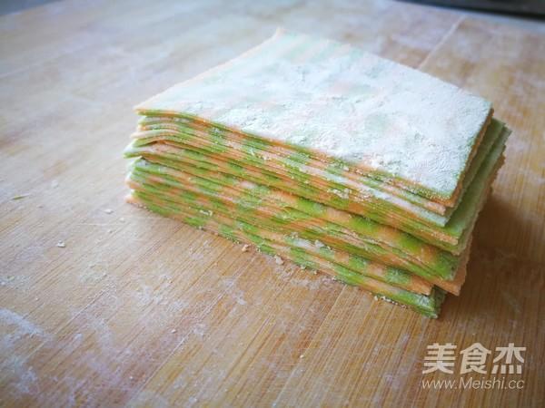 三鲜菜蔬馄饨#秋季保胃战#怎样做