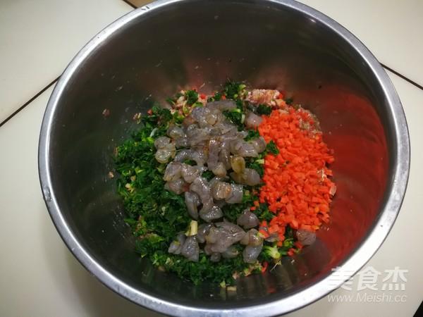 三鲜菜蔬馄饨#秋季保胃战#怎样煮