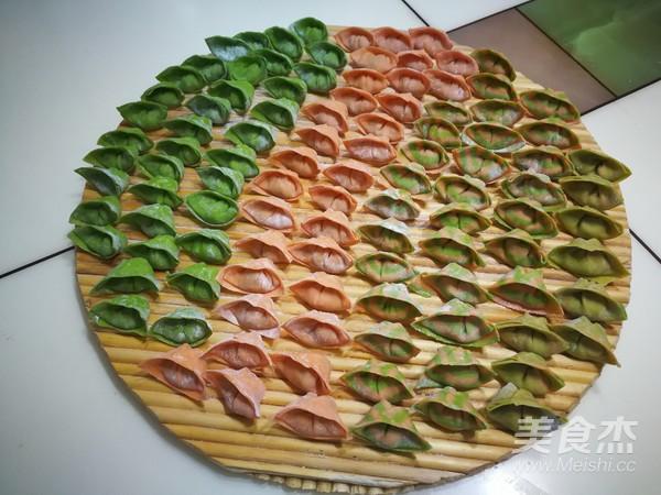 三鲜菜蔬馄饨#秋季保胃战#的制作方法