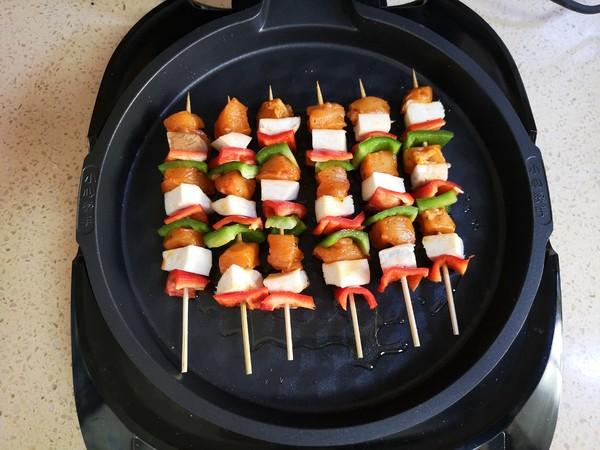 【大吉大利】时蔬烤鸡肉怎么煮