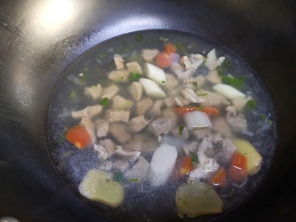 【三阳开泰】胡萝卜羊肉盖浇饭的做法大全