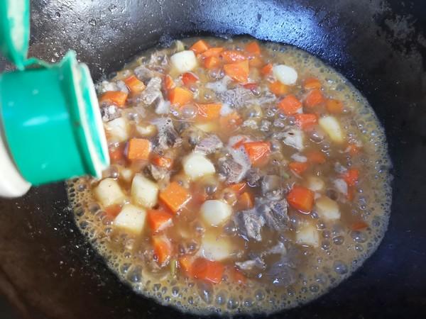 【三阳开泰】胡萝卜羊肉盖浇饭怎么炖