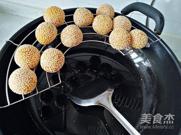 南瓜麻球怎么煮
