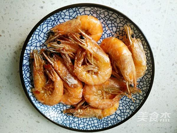 咸蛋黄焗虾的简单做法
