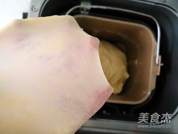 红薯小面包的简单做法
