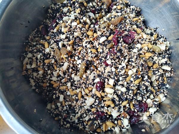 广式五仁月饼蜂蜜版(不用转化糖浆)怎么做