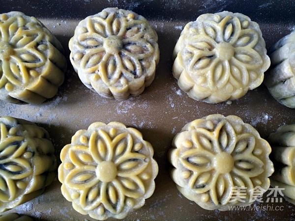广式五仁月饼蜂蜜版(不用转化糖浆)的制作大全