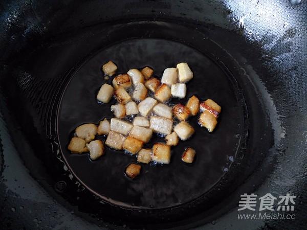 美味炒糯米饭的家常做法