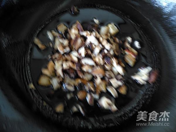 美味炒糯米饭怎么炒