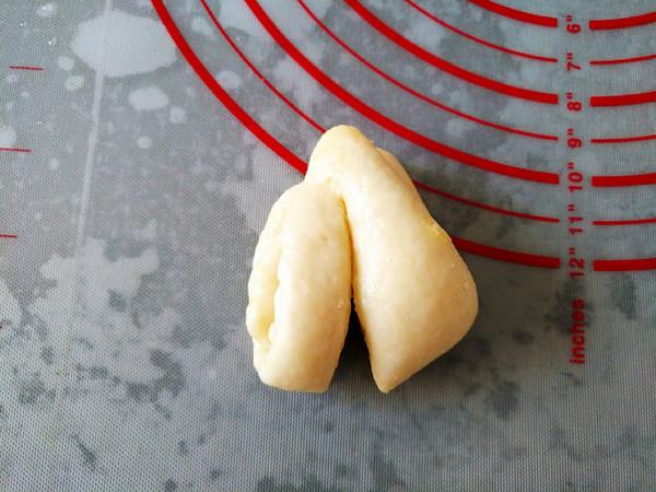 心形椰蓉面包怎么煸