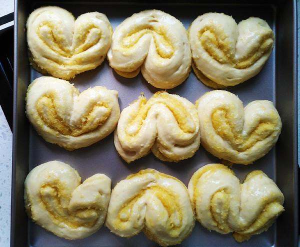 心形椰蓉面包怎样炒