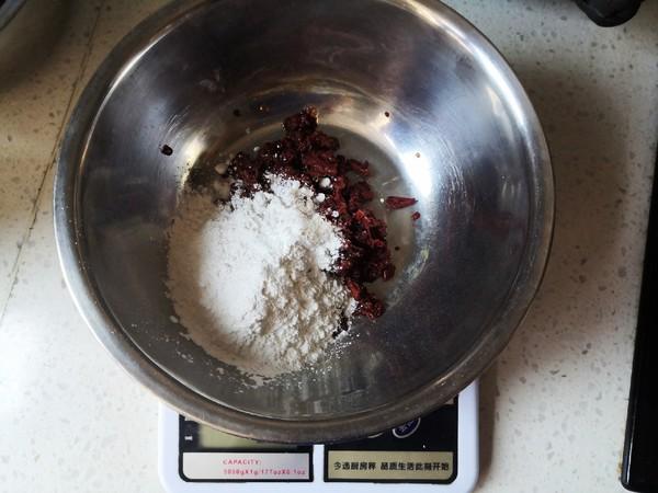 玫瑰花饼的做法大全