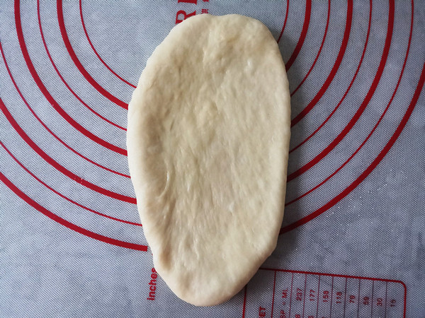 椰蓉纸模麻花面包怎么做