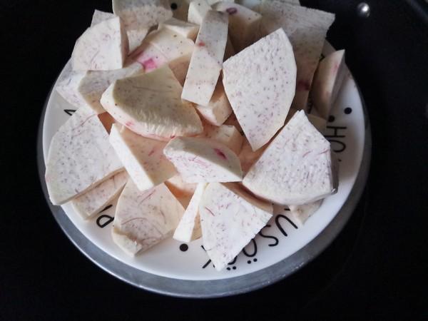 福建小吃炸芋粿的做法图解