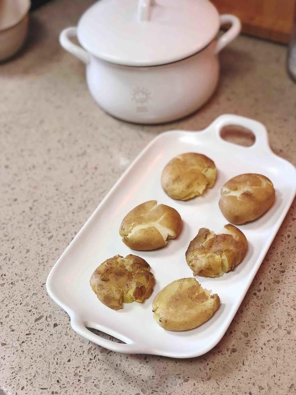 椒盐小土豆的简单做法