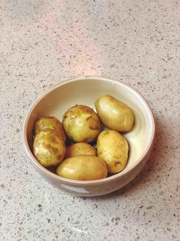 椒盐小土豆的做法大全