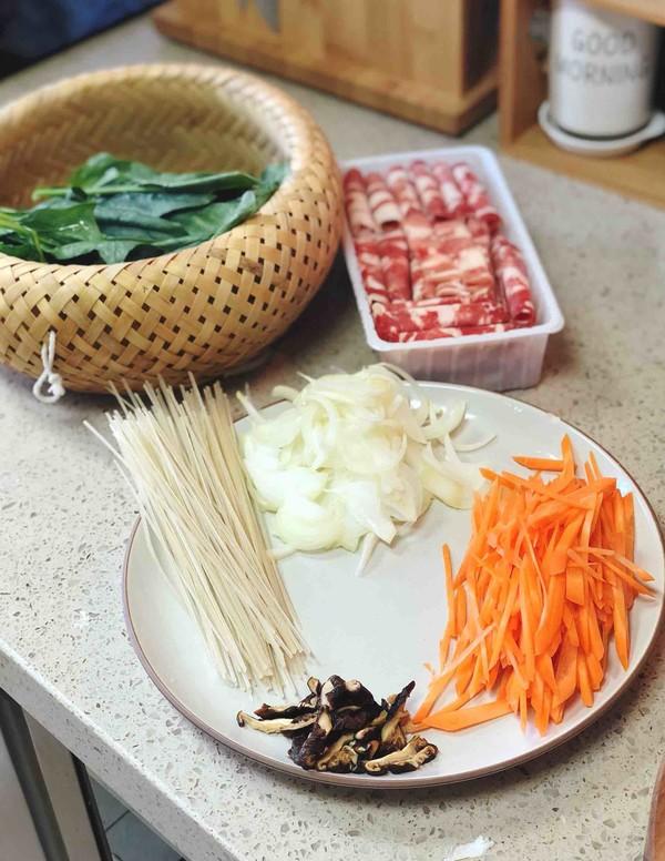 韩式杂拌菜的做法大全