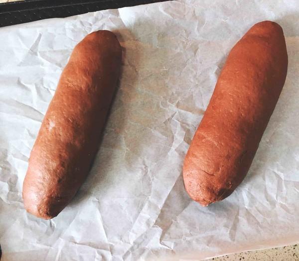 全麦软欧麻薯怎样煮