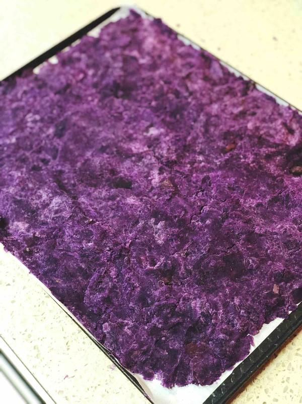 紫薯粉怎么吃