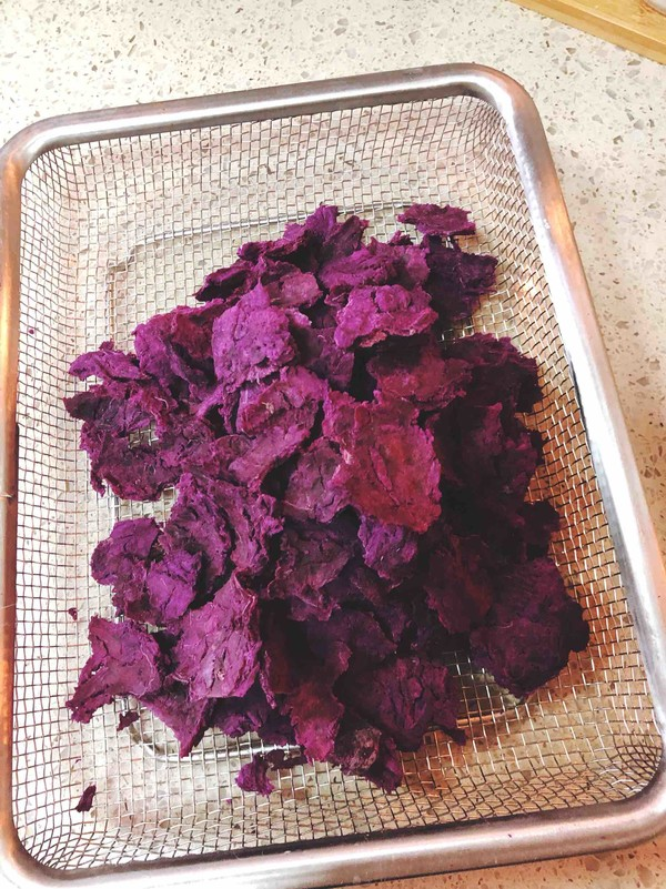 紫薯粉怎么做