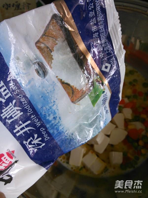 咖喱豆腐怎么炖