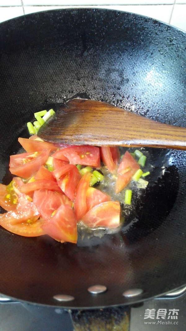 西红柿炒茄子怎么做