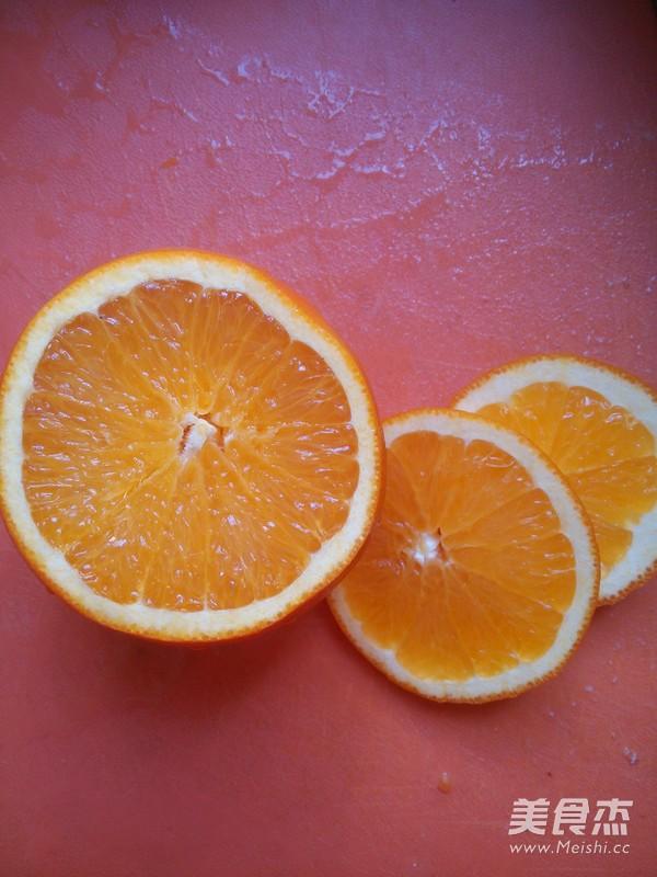 鱼肉酿橙子的家常做法